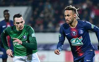 GSI Pontivy vs Paris Saint-Germain