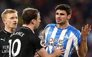 Huddersfield Town vs Burnley