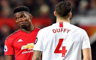 Manchester United vs Brighton & Hove Albion
