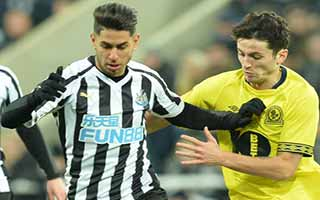 Newcastle United vs Blackburn Rovers