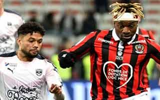 Nice vs Bordeaux
