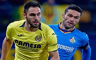 Villarreal vs Getafe