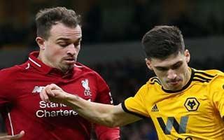 Wolverhampton Wanderers vs Liverpool