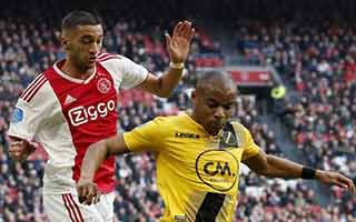 Ajax vs NAC Breda