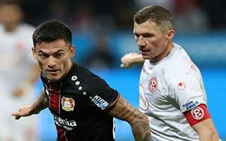 Bayer Leverkusen vs Fortuna Dusseldorf