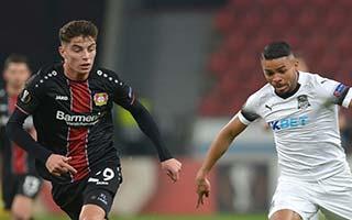 Bayer Leverkusen vs Krasnodar