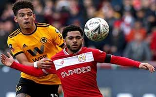 Bristol City vs Wolverhampton Wanderers