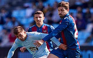 Celta Vigo vs Levante
