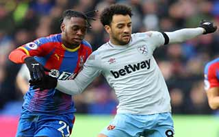 Crystal Palace vs West Ham United