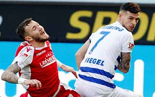 Duisburg vs Union Berlin
