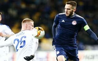 Dynamo Kyiv vs Olympiacos