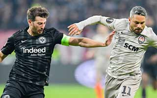 Eintracht Frankfurt vs Shakhtar Donetsk