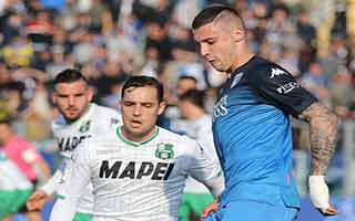 Empoli vs Sassuolo