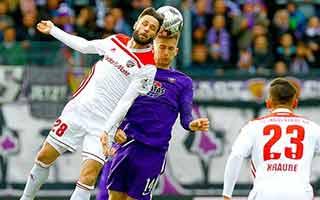 Erzgebirge Aue vs Ingolstadt