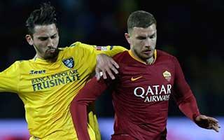 Frosinone vs AS Roma