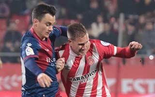 Girona vs Huesca