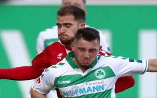 Greuther Furth vs Duisburg