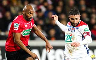 Guingamp vs Lyon