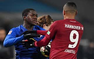 Hannover vs RasenBallsport Leipzig