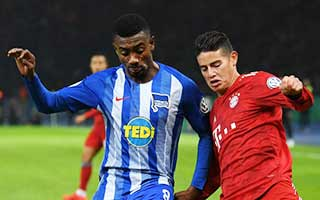 Hertha Berlin vs Bayern Munich