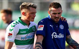 Holstein Kiel vs Greuther Furth