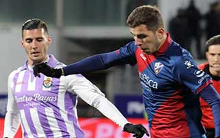 Huesca vs Valladolid