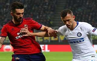 Inter vs Rapid Wien