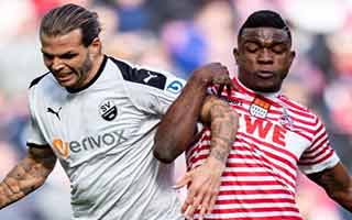 Koln vs Sandhausen