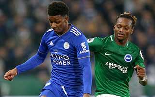 Leicester City vs Brighton & Hove Albion