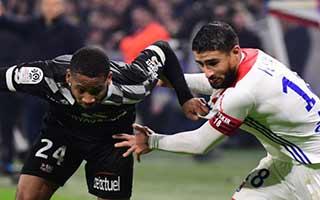 Lyon vs Guingamp
