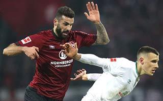Nurnberg vs Werder Bremen