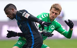 Paderborn vs Greuther Furth