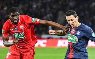 Paris Saint-Germain vs Dijon