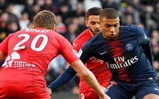 Paris Saint-Germain vs Nimes