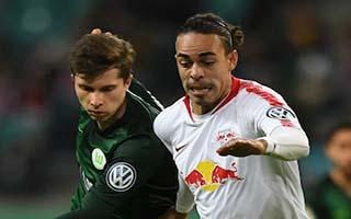RasenBallsport Leipzig vs Wolfsburg