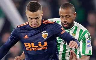 Real Betis vs Valencia