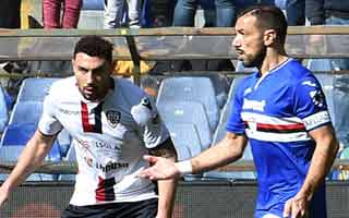 Video Sampdoria Vs Cagliari Highlights Ourmatch