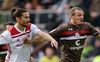 St. Pauli vs Ingolstadt