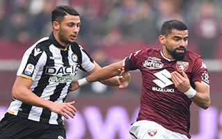 Torino vs Udinese