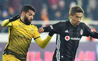 Yeni Malatyaspor vs Besiktas