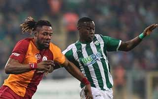 Bursaspor vs Galatasaray