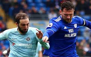 Cardiff City vs Chelsea