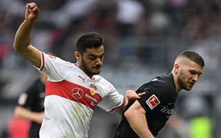 Eintracht Frankfurt vs Stuttgart
