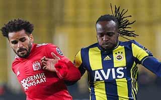 Fenerbahce vs Sivasspor