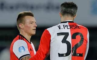 Feyenoord vs Emmen