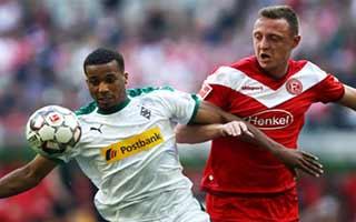 Fortuna Dusseldorf vs Borussia Monchengladbach