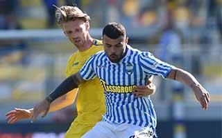Frosinone vs SPAL