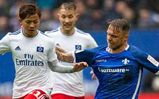 Hamburger SV vs Darmstadt