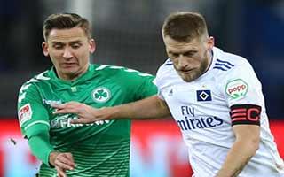 Hamburger SV vs Greuther Furth