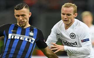 Inter vs Eintracht Frankfurt